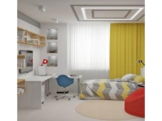 Дизайн интерьера: детская комната